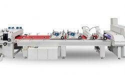 Автоматическая линия нанесения UF масла Smartparquet