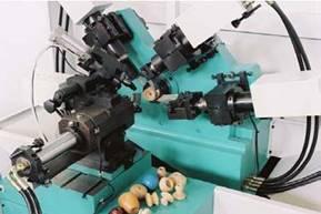 Автоматический токарный станок TRD 45