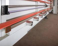 Вертикальный форматно-раскроечный станок с ЧПУ DPM AV 21х41
